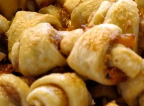 Apricot-pecan Rugelach