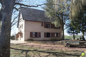 maison à Gergy (71)