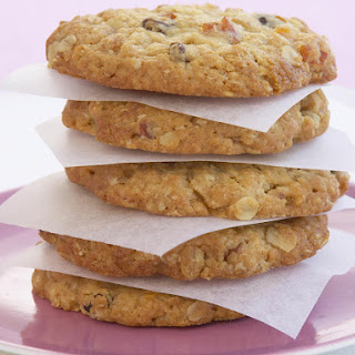 Fruit and Oat Cookies.