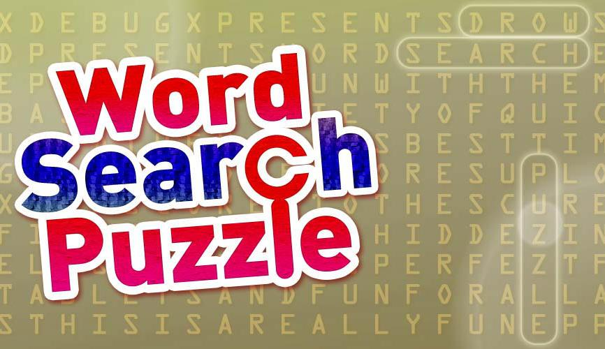 Word Search Puzzle Free- screenshot