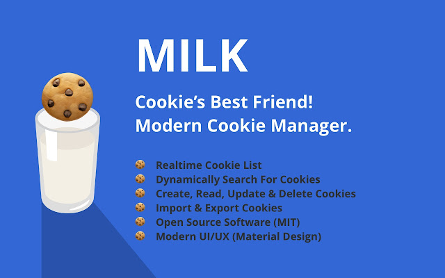 MILK — Cookie Manager