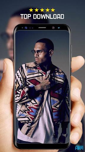 ... Chris Brown Wallpapers HD screenshot 20 ...
