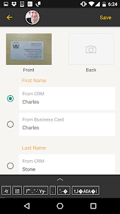 Card Scanner- screenshot thumbnail