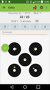Archery Score- screenshot thumbnail
