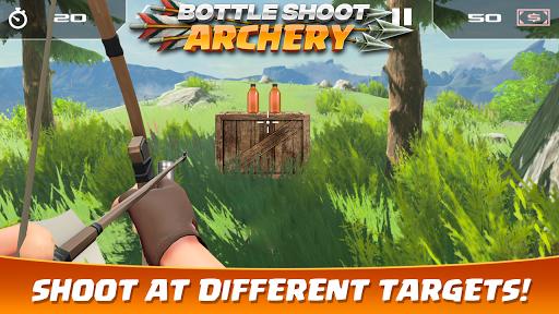 Bottle Shoot Archery 3.0 screenshots 2