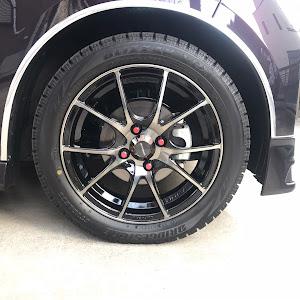 Nボックスカスタム JF4 G・EXターボ Honda SENSING 4WD スーパースライドシート仕様のホイールのカスタム事例画像 とにーさんの2019年01月14日18:21の投稿