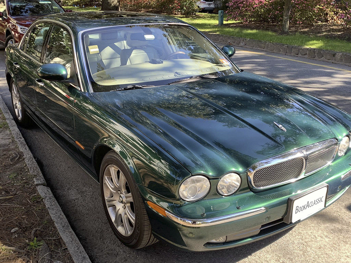 Jaguar Xj8 Hire Califon