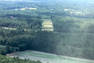 Photo: It was 92 degrees and Aiken AWOS said density altitude was 2,700.