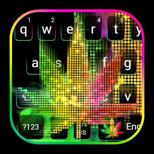 Rasta Fantasy Color Keyboard