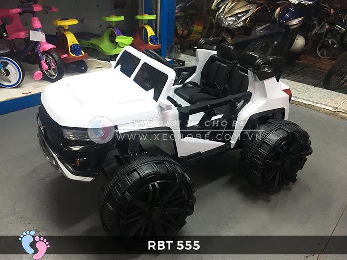 Xe ô tô điện địa hình RBT-555 6