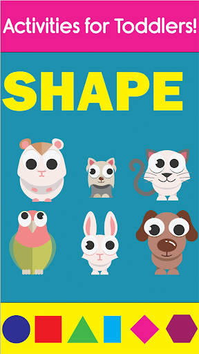 Baby Shape and Puzzle Fun Game