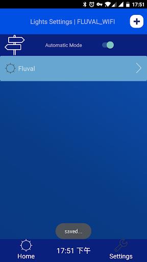 Fluval Led Wifi Controller 1.1.3 screenshots 2