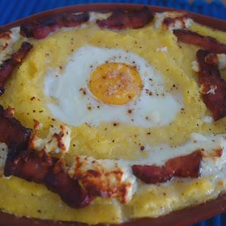 Cornmeal Cheese Eggs Recipes