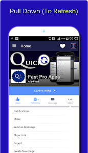 TurboWeb For Facebook screenshot 5