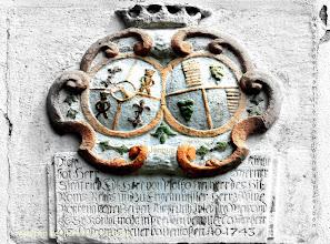 Photo: Wappen der Familie von Plotho  http://www.beepworld.de/members5/jennus/wappenkunde.htm