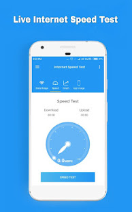 Internet Speed Meter Pro - 4G, speed test Free VPN