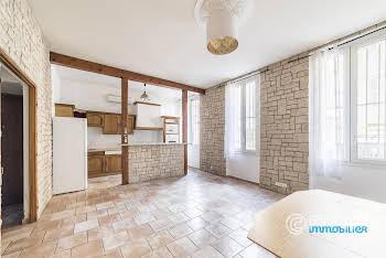 Appartement meublé 3 pièces 70,18 m2