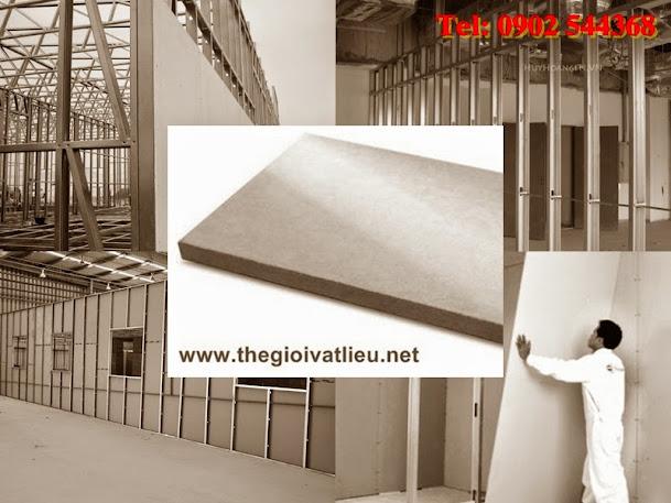 Tấm xi măng sợi Cellulose Diamond Thái Lan
