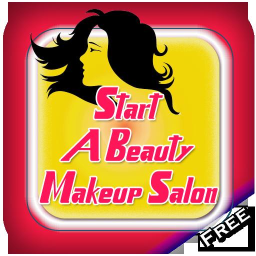 Start A Beauty Makeup Salon 生活 App LOGO-硬是要APP