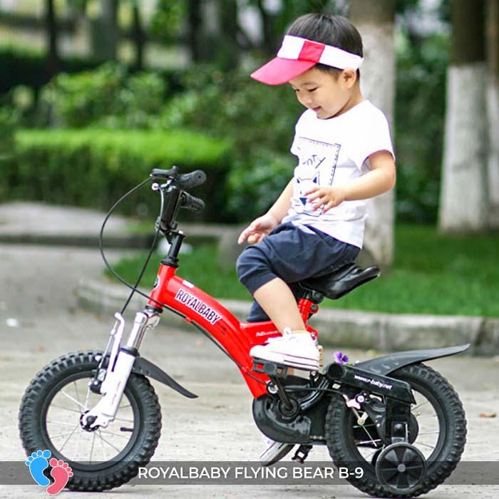 Xe đạp trẻ em Royal Baby Flying Bear b-9 9