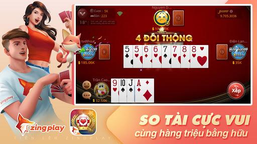 Tiến lên Miền Nam - Tiến Lên - tien len - ZingPlay 5.0 screenshots 2