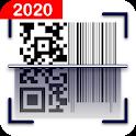 QR Code Reader, Barcode Scanner, QR Code Generator icon