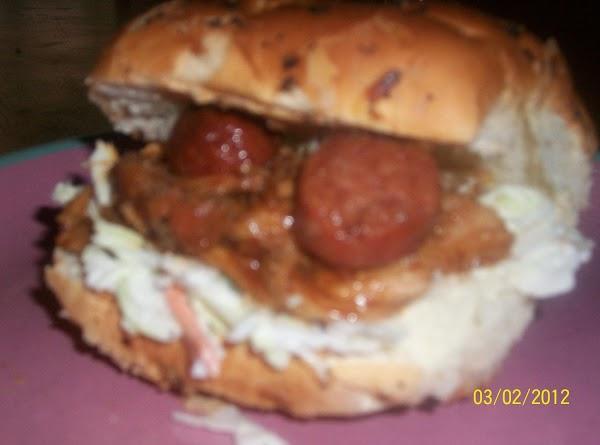 Double Meat Dudewich Recipe
