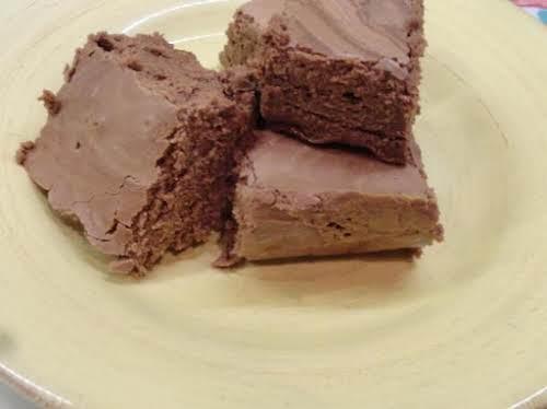 """Bailey's Irish Cream Fudge """"I made this and took it to work...."""