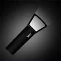 bright led flashlight icon