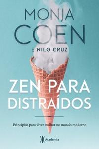 """Capa do livro """"Zen para distraídos"""""""