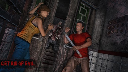 Horror Clown Survival Mod Apk 1.36 (Monster Does Not Automatically Attack) 4