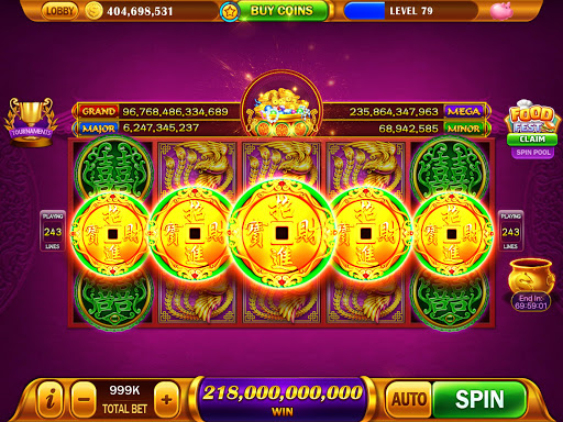 Golden Casino: Free Slot Machines & Casino Games 1.0.384 screenshots 14
