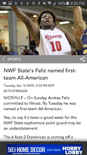 NWF Daily News, FWB, Florida  screenshots 4