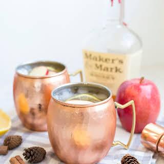 Bourbon Maple Apple Cider.