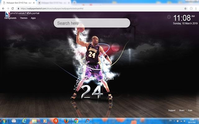 Tapeta Kobe Bryant HD