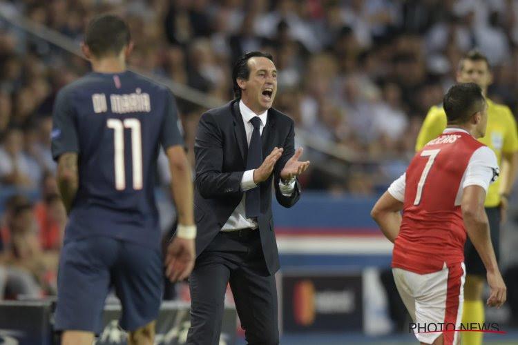 Ligue des Champions : le message d'Unai Emery au PSG