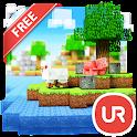 UR 3D Minecube Live Theme icon