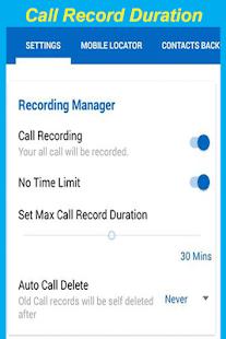 enregistreur appelle detective new call recorder - náhled
