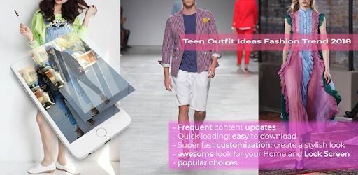 Приложения в Google Play – Teen Outfit Ideas <b>Fashion</b> Trend <b>2018</b>