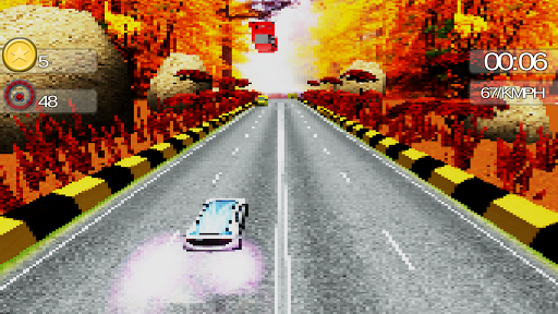 Car Racing 1980 1.0 screenshots 2