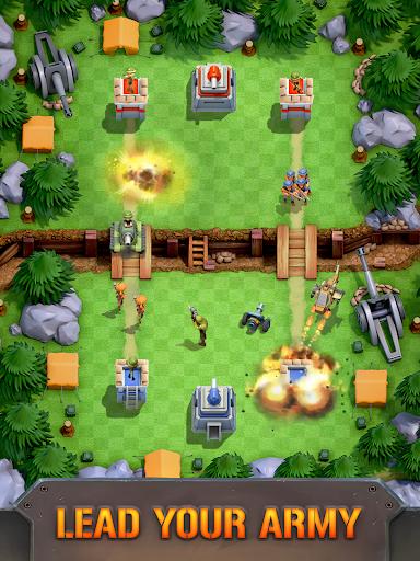 War Heroes: Multiplayer Battle for Free screenshot 2