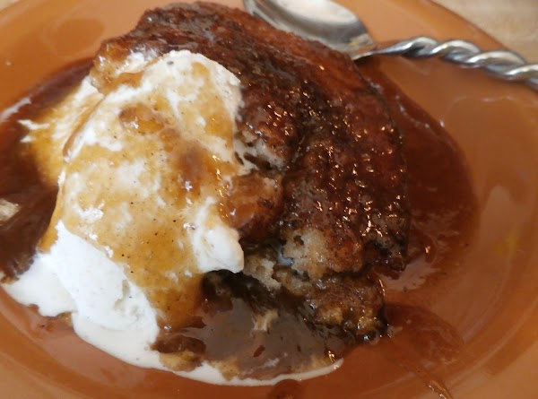 Cinnamon Pudding Cake Recipe