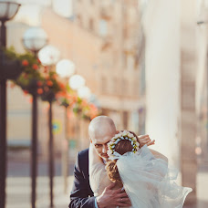 Wedding photographer Elena Kostrica (helenkoc). Photo of 16.05.2016