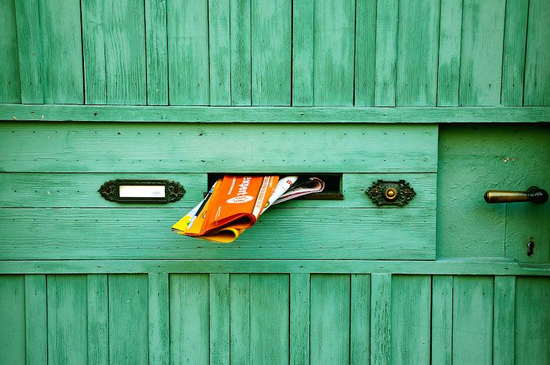 Cassetta della porta di mcris