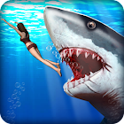 Angry Shark Hunter icon