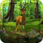 3D Deer-Nature Live Wallpaper icon