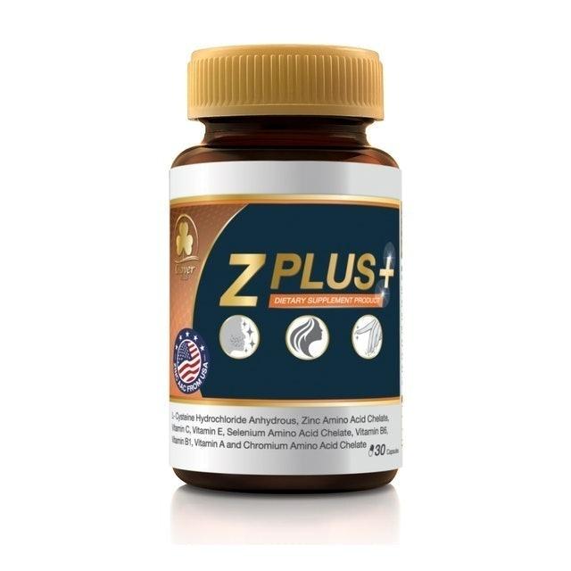 2. อาหาร Zinc Clover Plus Z Plus+
