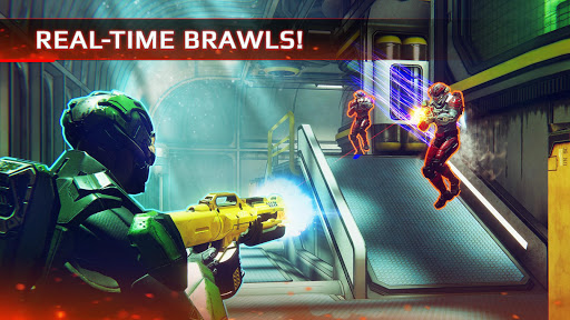 Era Combat - Online PvP Shooter Varies with device screenshots 1