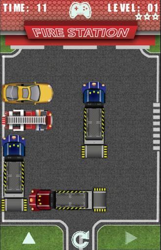 疏通消防车车交通