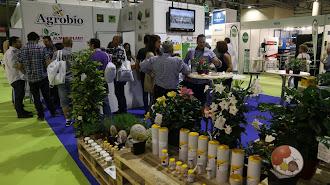 Stand  de Agrobío en Infoagro Exhibition.